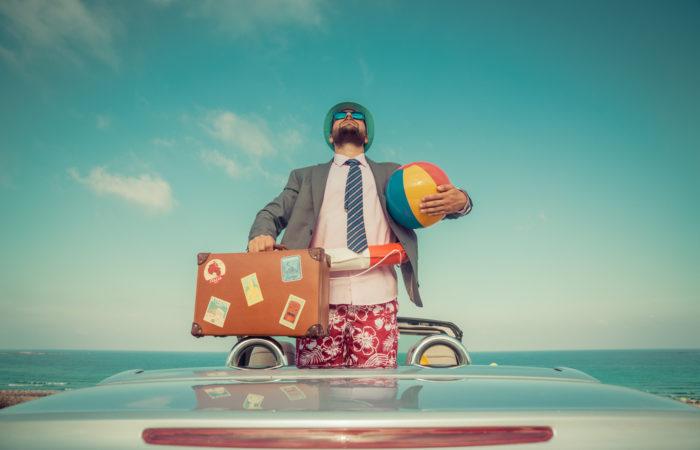 休み方改革|出張に休暇をつける「ブリージャー」が最高。