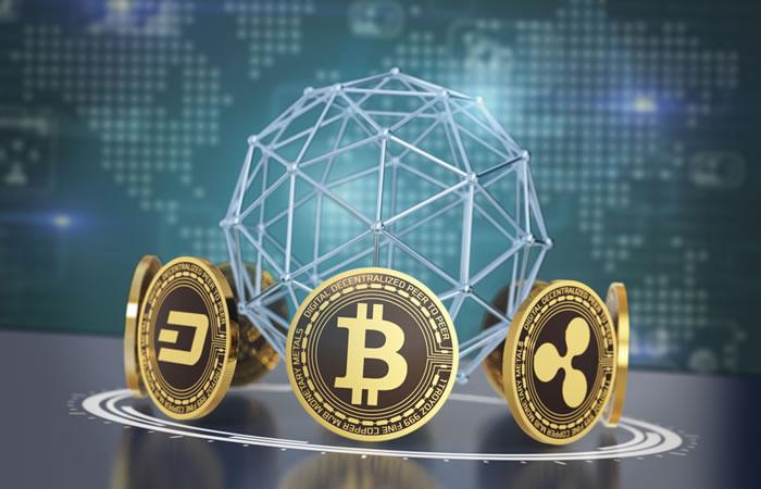 仮想通貨の代表格